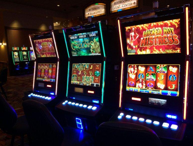 бороться игровыми автоматами