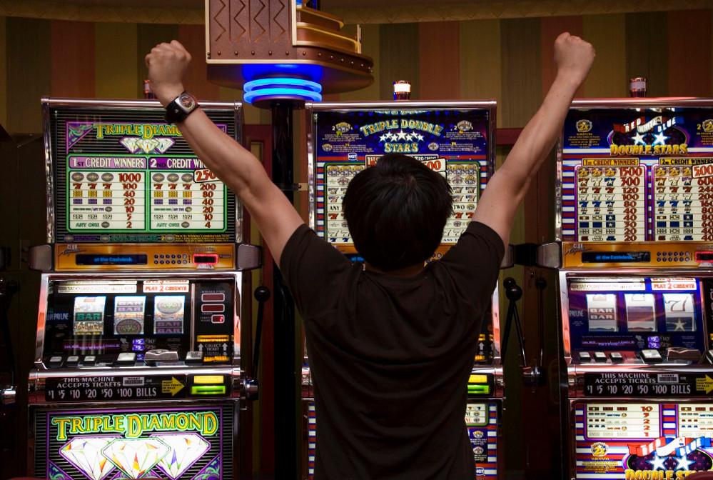 Какая ставка в игровые автоматы игровой автомат из самп